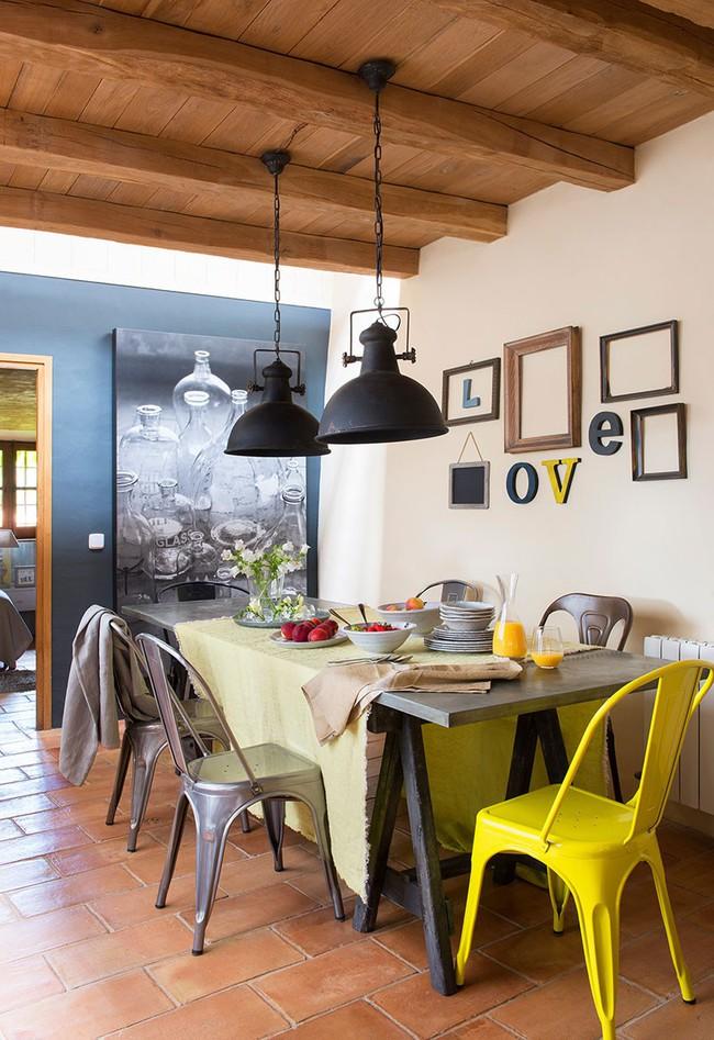 10 ý tưởng trang trí phòng ăn đẹp mắt lại dễ bắt chước để chị em làm mới tổ ấm - Ảnh 7.