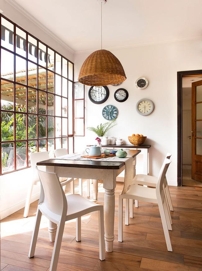 10 ý tưởng trang trí phòng ăn đẹp mắt lại dễ bắt chước để chị em làm mới tổ ấm - Ảnh 10.