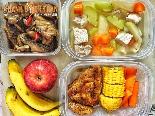 10 thực đơn giảm cân giúp bạn vừa ăn no lại vừa có sức tập gym khỏe phăm phăm được HLV tiết lộ - Ảnh 5.