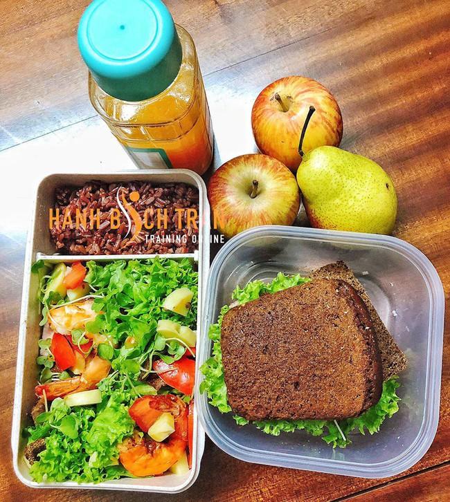 10 thực đơn giảm cân giúp bạn vừa ăn no lại vừa có sức tập gym khỏe phăm phăm được HLV tiết lộ - Ảnh 10.
