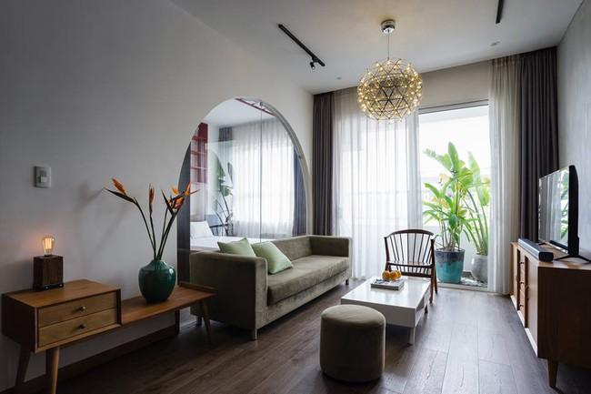 Căn hộ mang nét Á Đông trong hiện đại - sự kết hợp hoàn hảo của 2 nền văn hóa ở Sài Gòn - Ảnh 5.