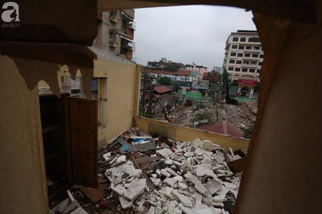 Mục sở thị chung cư ghê rợn nhất Thủ đô trước ngày biến mất - Ảnh 16.