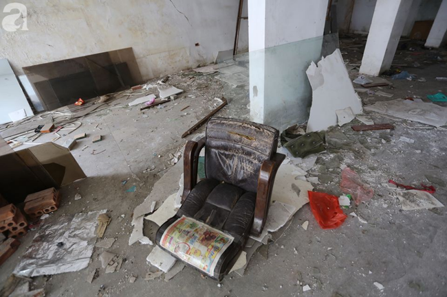 Mục sở thị chung cư ghê rợn nhất Thủ đô trước ngày biến mất - Ảnh 17.