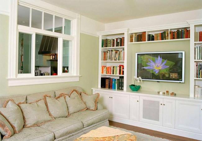 Nhà bếp không có cửa sổ, thực trạng chung của nhiều nhà chung cư và những giải pháp thiết kế khắc phục siêu hay - Ảnh 14.