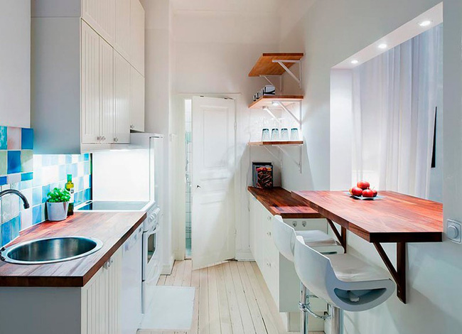 Nhà bếp không có cửa sổ, thực trạng chung của nhiều nhà chung cư và những giải pháp thiết kế khắc phục siêu hay - Ảnh 18.