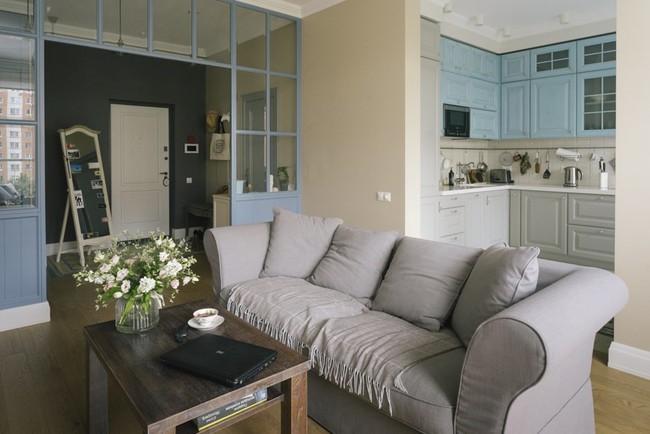 Nhà bếp không có cửa sổ, thực trạng chung của nhiều nhà chung cư và những giải pháp thiết kế khắc phục siêu hay - Ảnh 21.