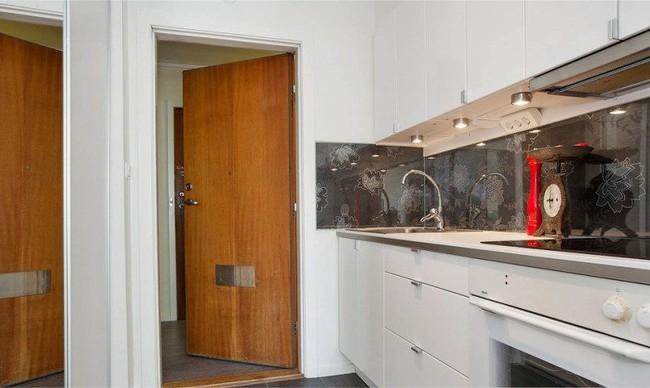 Nhà bếp không có cửa sổ, thực trạng chung của nhiều nhà chung cư và những giải pháp thiết kế khắc phục siêu hay - Ảnh 22.