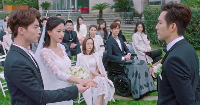 Đau khổ suốt 60 tập, cuối cùng Chung Hán Lương cũng làm đám cưới tưng bừng với Tôn Di  - Ảnh 5.