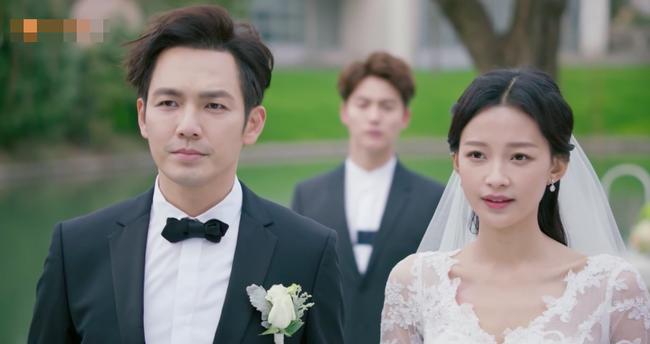 Đau khổ suốt 60 tập, cuối cùng Chung Hán Lương cũng làm đám cưới tưng bừng với Tôn Di  - Ảnh 6.