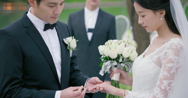 Đau khổ suốt 60 tập, cuối cùng Chung Hán Lương cũng làm đám cưới tưng bừng với Tôn Di  - Ảnh 7.