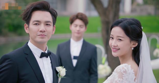 Đau khổ suốt 60 tập, cuối cùng Chung Hán Lương cũng làm đám cưới tưng bừng với Tôn Di  - Ảnh 8.