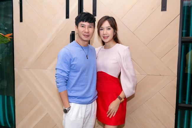 Minh Hà thả dáng mẹ 4 con đáng ghen tỵ khi cùng Lý Hải casting Lật mặt 4 - Ảnh 3.