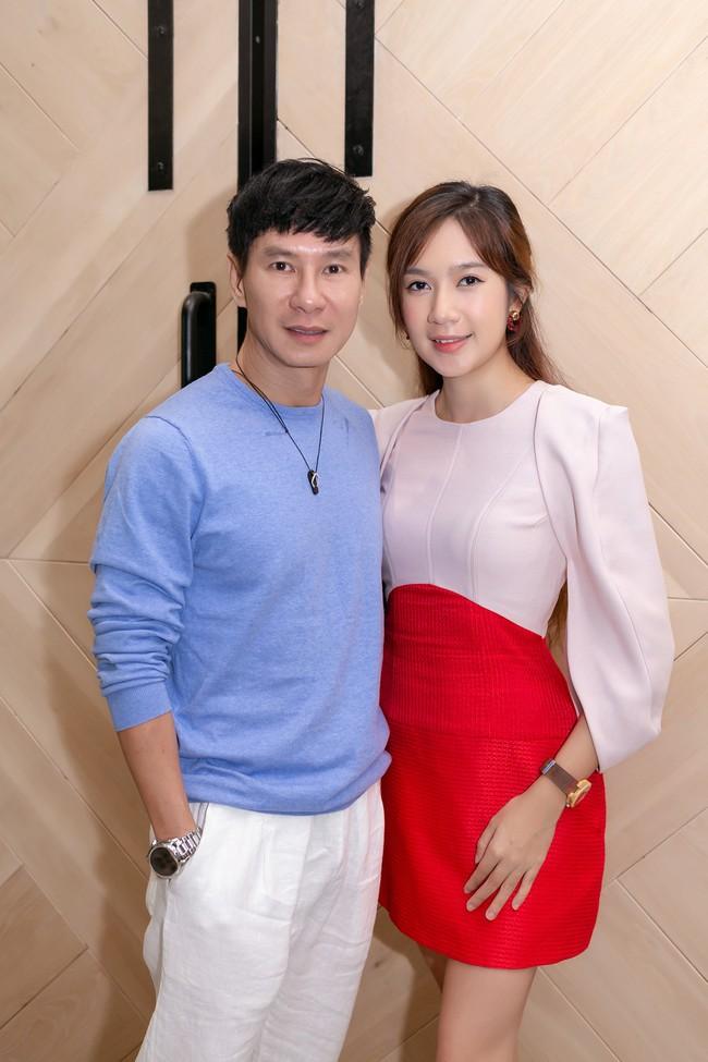 Minh Hà thả dáng mẹ 4 con đáng ghen tỵ khi cùng Lý Hải casting Lật mặt 4 - Ảnh 4.
