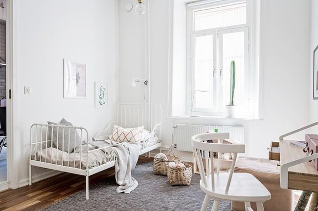 Những căn phòng ngủ cho bé khiến người lớn phải xuýt xoa với phong cách Scandinavian hiện đại - Ảnh 1.