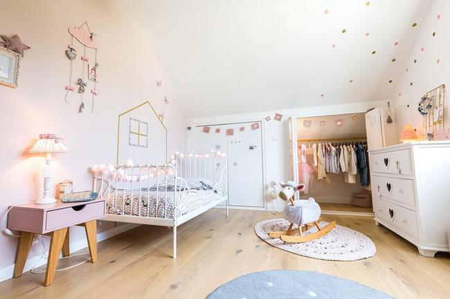 Những căn phòng ngủ cho bé khiến người lớn phải xuýt xoa với phong cách Scandinavian hiện đại - Ảnh 10.