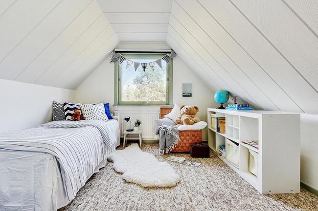 Những căn phòng ngủ cho bé khiến người lớn phải xuýt xoa với phong cách Scandinavian hiện đại - Ảnh 11.