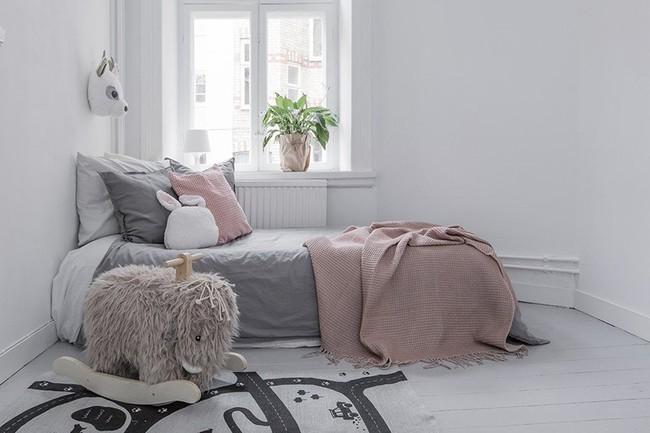 Những căn phòng ngủ cho bé khiến người lớn phải xuýt xoa với phong cách Scandinavian hiện đại - Ảnh 13.