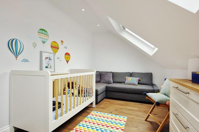 Những căn phòng ngủ cho bé khiến người lớn phải xuýt xoa với phong cách Scandinavian hiện đại - Ảnh 15.