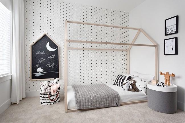Những căn phòng ngủ cho bé khiến người lớn phải xuýt xoa với phong cách Scandinavian hiện đại - Ảnh 17.