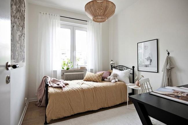 Những căn phòng ngủ cho bé khiến người lớn phải xuýt xoa với phong cách Scandinavian hiện đại - Ảnh 2.