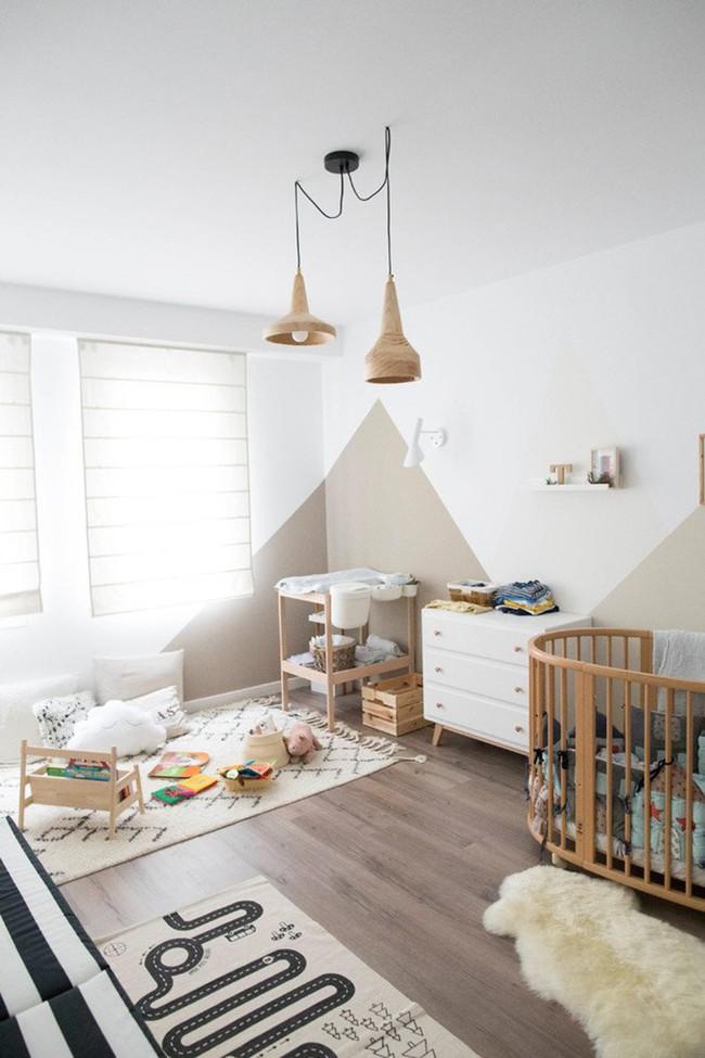 Những căn phòng ngủ cho bé khiến người lớn phải xuýt xoa với phong cách Scandinavian hiện đại - Ảnh 3.