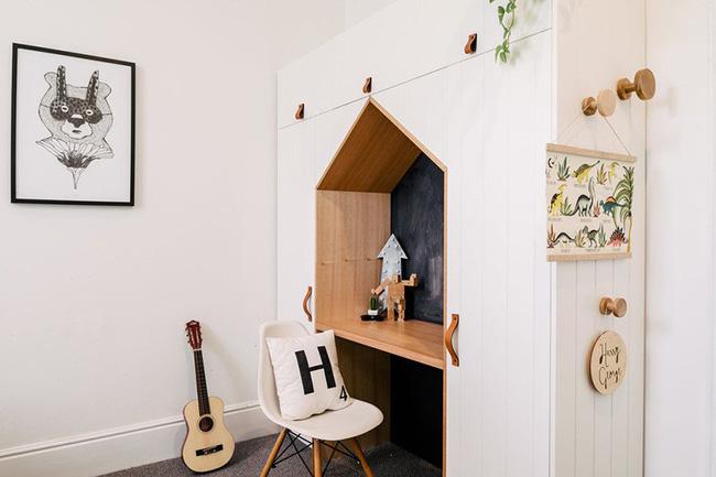 Những căn phòng ngủ cho bé khiến người lớn phải xuýt xoa với phong cách Scandinavian hiện đại - Ảnh 4.