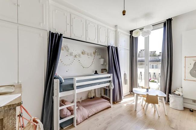 Những căn phòng ngủ cho bé khiến người lớn phải xuýt xoa với phong cách Scandinavian hiện đại - Ảnh 5.