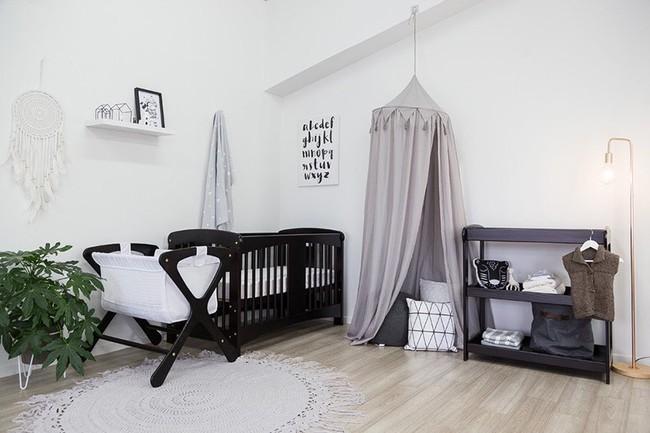 Những căn phòng ngủ cho bé khiến người lớn phải xuýt xoa với phong cách Scandinavian hiện đại - Ảnh 6.