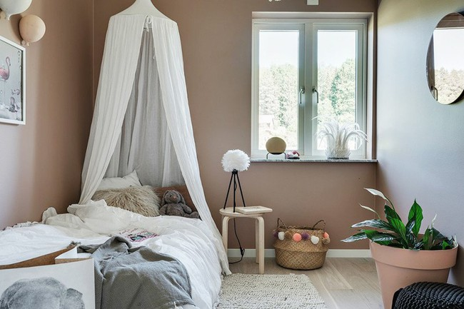 Những căn phòng ngủ cho bé khiến người lớn phải xuýt xoa với phong cách Scandinavian hiện đại - Ảnh 7.