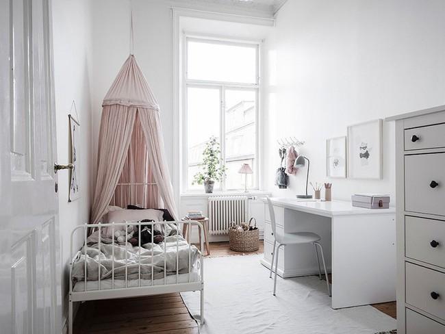 Những căn phòng ngủ cho bé khiến người lớn phải xuýt xoa với phong cách Scandinavian hiện đại - Ảnh 8.