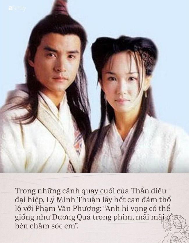 Lý Minh Thuận - Phạm Văn Phương: Cặp vợ chồng được ngưỡng mộ nhất Singapore, nhờ Thần Điêu Đại Hiệp mà nên duyên - Ảnh 5.