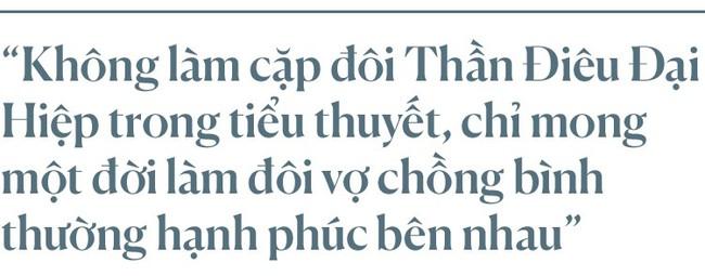 Lý Minh Thuận - Phạm Văn Phương: Cặp vợ chồng được ngưỡng mộ nhất Singapore, nhờ Thần Điêu Đại Hiệp mà nên duyên - Ảnh 7.