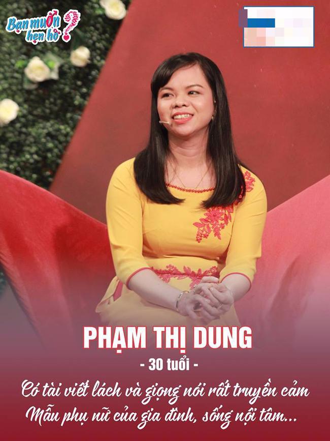 Đưa ra tiêu chuẩn 5 không, 5 có, nữ giảng viên đại học khiến Quyền Linh và bạn trai toát mồ hôi - Ảnh 1.