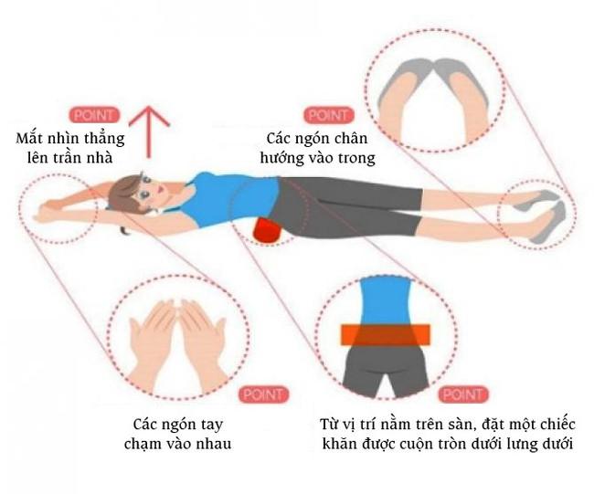 Chỉ 5 phút nằm ngửa mỗi ngày là có thể giảm mỡ bụng và đây là cách thực hiện cực kì đơn giản - Ảnh 5.
