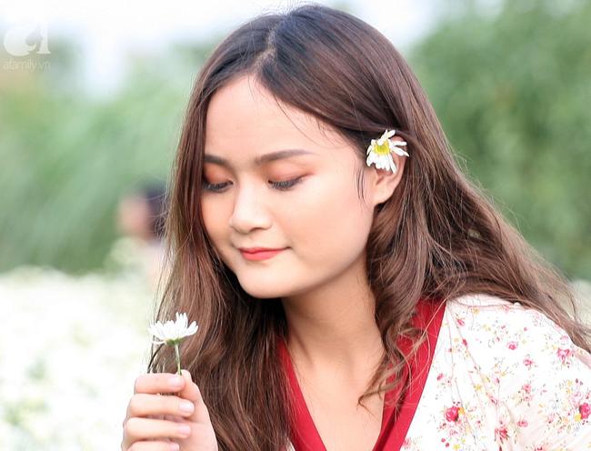 Tháng 11 Hà Nội, đến đâu sẽ nhìn thấy gái xinh nhiều nhất? Xin thưa, vườn cúc họa mi! - Ảnh 12.