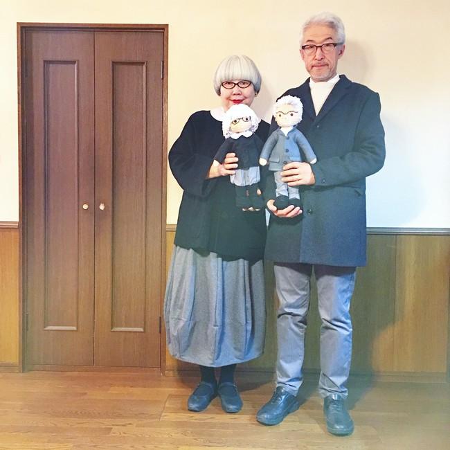 Hạnh phúc chỉ đơn giản vậy thôi: Cặp vợ chồng U70 người Nhật mặc đồ đôi suốt 38 năm khiến dân mạng phát cuồng - Ảnh 6.