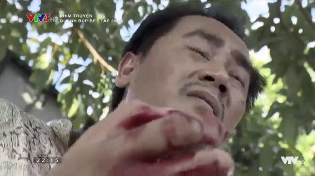 """Tập cuối rồi mà Quỳnh Búp Bê vẫn phải khổ sở vì gã bố dượng đốn mạt và """"kẻ thù không đội trời chung"""" My Sói - Ảnh 9."""
