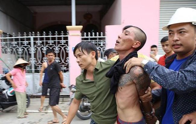 Bé trai 1 tuổi bị ném từ mái nhà xuống: Hung thủ là bố ruột, nguyên nhân do mâu thuẫn vợ chồng - Ảnh 2.