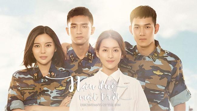 Hậu duệ mặt trời bản Việt: Bộ phim remake hứng chịu nhiều thị phi và gây tranh cãi nhất màn ảnh Việt - Ảnh 1.