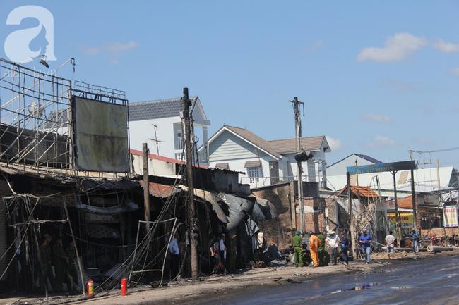 Vụ hỏa hoạn làm 6 người chết: Người lái xe ba gác bị xe bồn tông rồi phát cháy nói gì? - Ảnh 10.