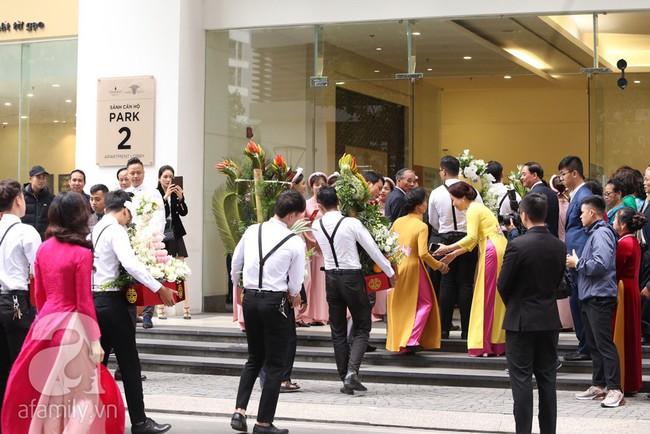 Cuối cùng chú rể của Á hậu Thanh Tú lộ diện, hóa ra lại là đại gia quen mặt đình đám trong giới doanh nhân Việt Nam - Ảnh 13.