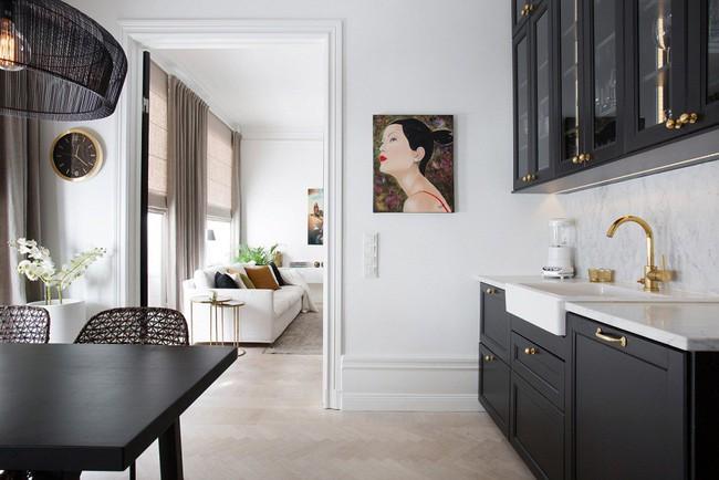 Căn hộ 1 phòng ngủ đẹp không góc chết này chắc chắn sẽ khiến bạn thích mê - Ảnh 6.