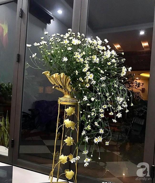 Làm đẹp nhà đón mùa đông Hà Nội với cúc họa mi đẹp dịu dàng, bình yên  - Ảnh 10.