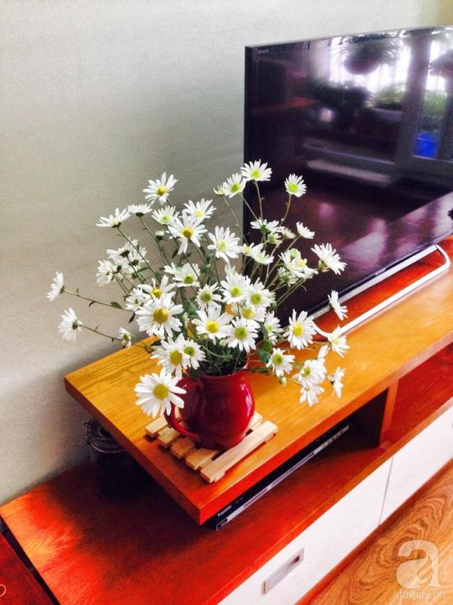 Làm đẹp nhà đón mùa đông Hà Nội với cúc họa mi đẹp dịu dàng, bình yên  - Ảnh 18.