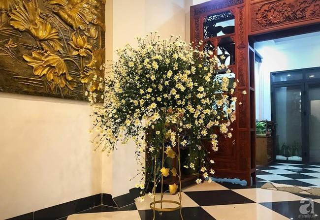 Làm đẹp nhà đón mùa đông Hà Nội với cúc họa mi đẹp dịu dàng, bình yên  - Ảnh 9.