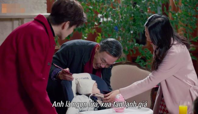 Tập cuối Lương Sinh: Chung Hán Lương - Tôn Di vượt qua sóng gió, chào đón đứa con đầu đời xinh xắn  - Ảnh 5.
