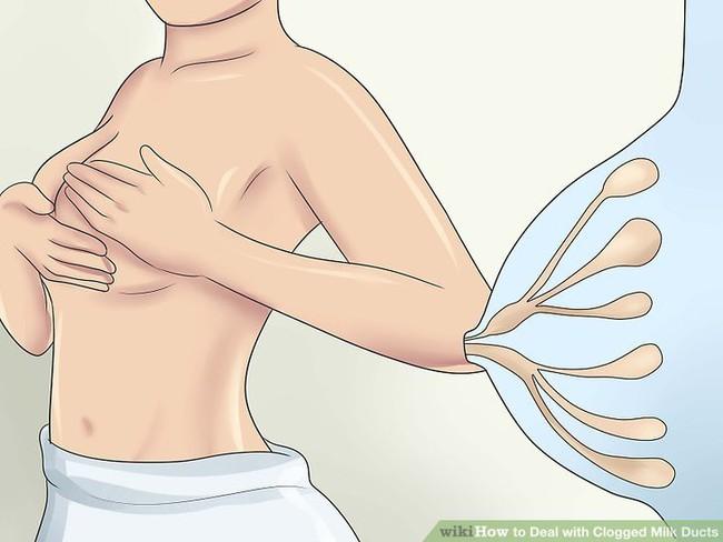 5 bước massage đánh bay tắc sữa mọi bà mẹ nuôi con bằng sữa mẹ cần biết - Ảnh 1.