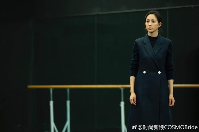 Chỉ là đi tập diễn Bộ bộ kinh tâm, Trương Quân Ninh vẫn khí chất ngời ngời  - Ảnh 2.