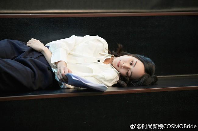 Chỉ là đi tập diễn Bộ bộ kinh tâm, Trương Quân Ninh vẫn khí chất ngời ngời  - Ảnh 8.