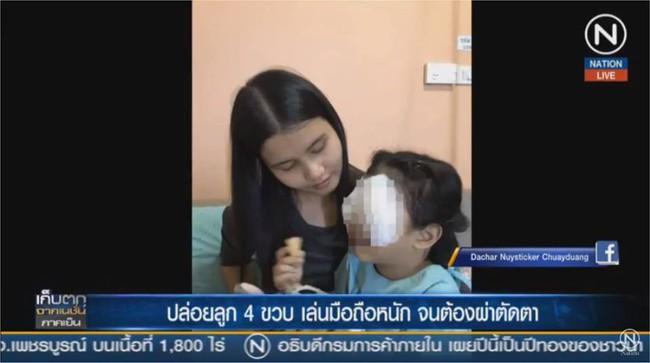 Con gái mới 4 tuổi đã bị mất thị lực suýt mù mắt, ông bố khẩn thiết cảnh báo khiến nhiều phụ huynh giật mình thon thót - Ảnh 11.